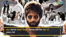 Shahid Kapoor enters Aamir, Salman and Shah Rukh's elite club as Kabir Singh storms into top-15 highest grossers ever