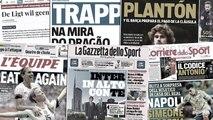 James Rodriguez joue un vilain tour au Napoli, Kevin Trapp priorité du FC Porto