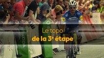 Tour de France : le topo de la 3e étape