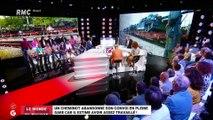 Le monde de Macron: Un cheminot abandonne son convoi en pleine gare estimant avoir assez travaillé ! – 08/07
