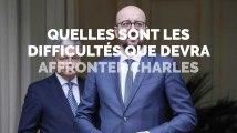 Les 5 défis de Charles Michel au Conseil