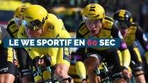 Le WE sportif en 60 sec