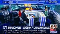 Municipales: Emmanuel Macron à la manœuvre