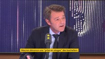 """Taxe d'habitation : Macron """"a fait le bonheur des gens avec l'argent des autres"""" estime Baroin"""
