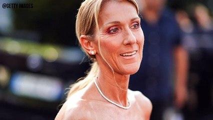Céline Dion ousa com transparência total!