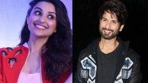 Shahid Kapoor के साथ काम करना चाहती हैं Parineeti Chopra | FilmiBeat