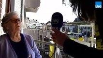 Tour de France : rencontre avec Jany, 87 ans, à Binche
