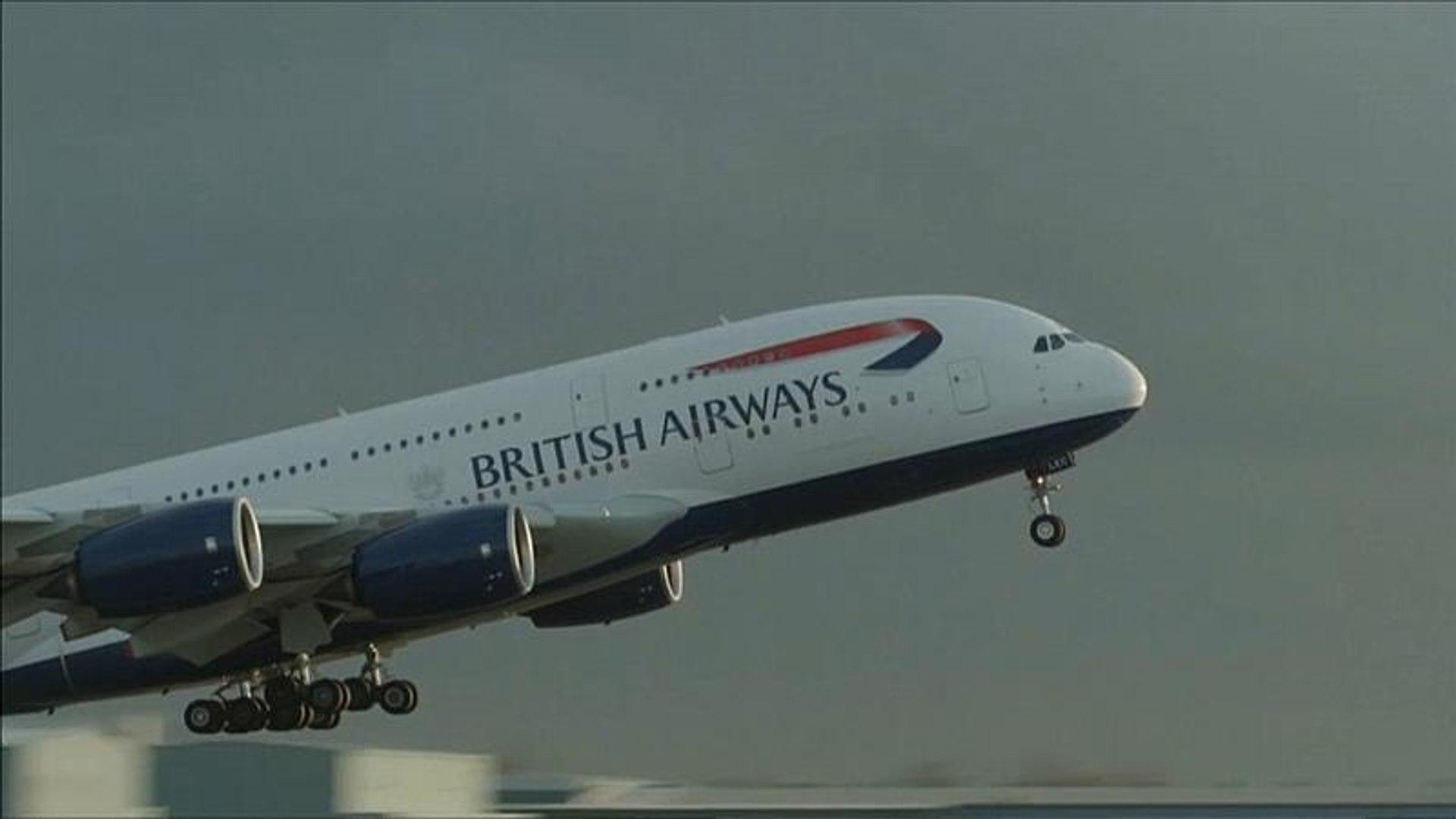 Maxi multa da 183 mln di sterline per British Airways