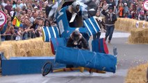 Highlights from Red Bull Soapbox race in London