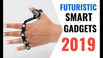 5 Smart Gadgets You Can Buy Online in 2019   Futuristic Technology   Future Smart Gadgets   HINDI