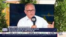"""""""Christine Lagarde est un très bon choix pour la BCE"""", Benoît Coeuré - 08/07"""