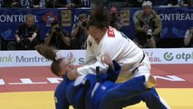 Judo legend Teddy Riner crowned heavyweight king at Montreal Grand Prix