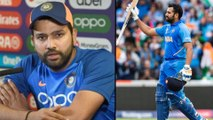 ICC Cricket World Cup 2019 : Rohit Sharma Scripts His Own Space Odyssey In ICC World Cup 2019
