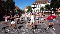 Flashmob à Sarre Union
