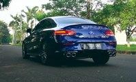 VÍDEO: El Mercedes-AMG C43 también puede hacer mucho ruido, sube los altavoces