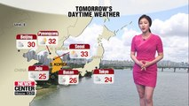 Heatwave advisory expected until tomorrow for the capital _ 070819