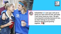 Hailey Baldwin Gushes Over Hubby Justin, 1 Year After Engagement