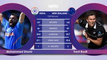 India vs New Zealand H2H