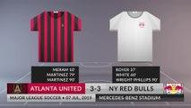 Match Review: Atlanta United vs NY Red Bulls on 07/07/2019