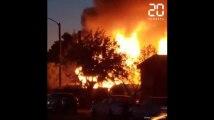 La région de Los Angeles secouée part deux violents séismes en 48 heures
