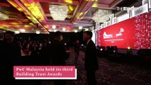 NEWS: PwC Malaysia announces winners of the Building Trust Awards 2019