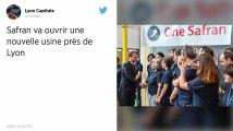 Safran implante une nouvelle usine près de Lyon : 250 emplois à la clé