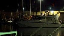 Llegan a Malta los 65 migrantes rechazados por Italia