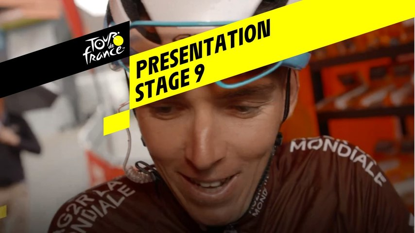 Tour de France 2019 - Presentation - Stage 9