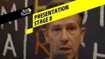 Tour de France 2019 - Presentation - Stage 8