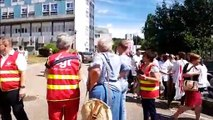 Les urgences du CHR de Thionville sont en grève