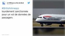 Vol de données de passagers: la compagnie British Airways lourdement sanctionnée