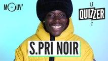 #LeQuizzer : on a testé les connaissances rap français d'S. Pri Noir