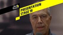 Tour de France 2019 - Presentation - Stage 18