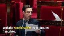 Autoroutes : la proposition-choc d'un député LREM
