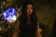 The 100 Sneak Peek: Gabriel and Octavia Investigate the Anomaly