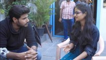 Sundeep Kishan Interaction With Fans At Ninu Veedani Needanu Nene Movie Sets    Filmibeat Telugu