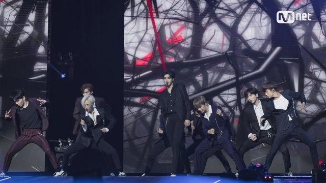 KCON 2017 AUSTRALIA×M COUNTDOWN|펜타곤(PENTAGON) _ Intro + Like This