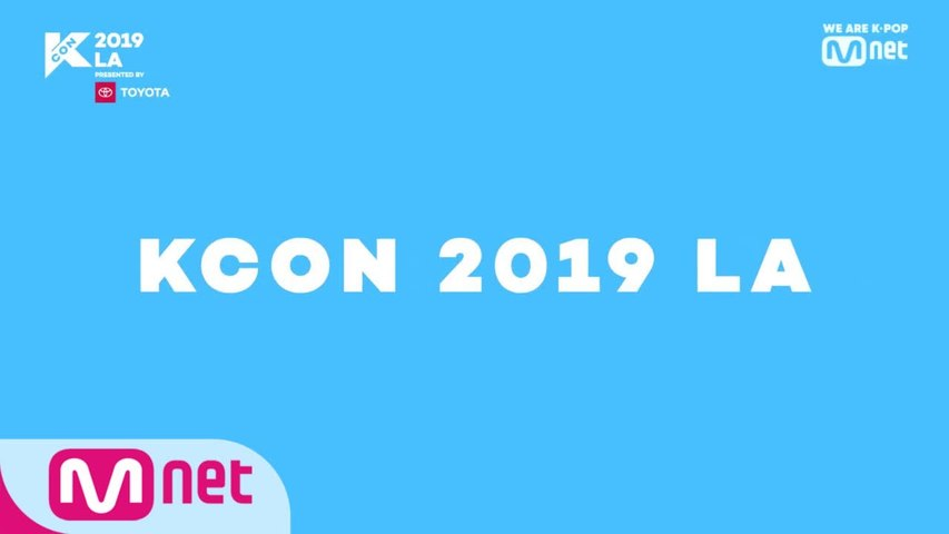 [#KCON19LA] 2nd Line-up ARTIST ANNOUNCEMENTS