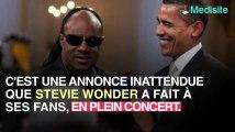 Stevie Wonder doit subir une greffe de rein
