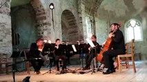 Un magnifique programme Mozart pour clore le festival Tetraktys à Marast