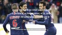Leonardo ouvre la porte à un départ de Neymar du PSG