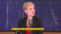 """Clémentine Autain veut un """"big bang à gauche"""" pour """"déjouer le scénario"""" d'un duel Macron-Le Pen"""