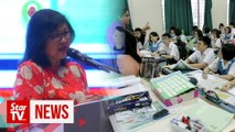 Rafidah: Education must be dynamic, sustainable and relevant