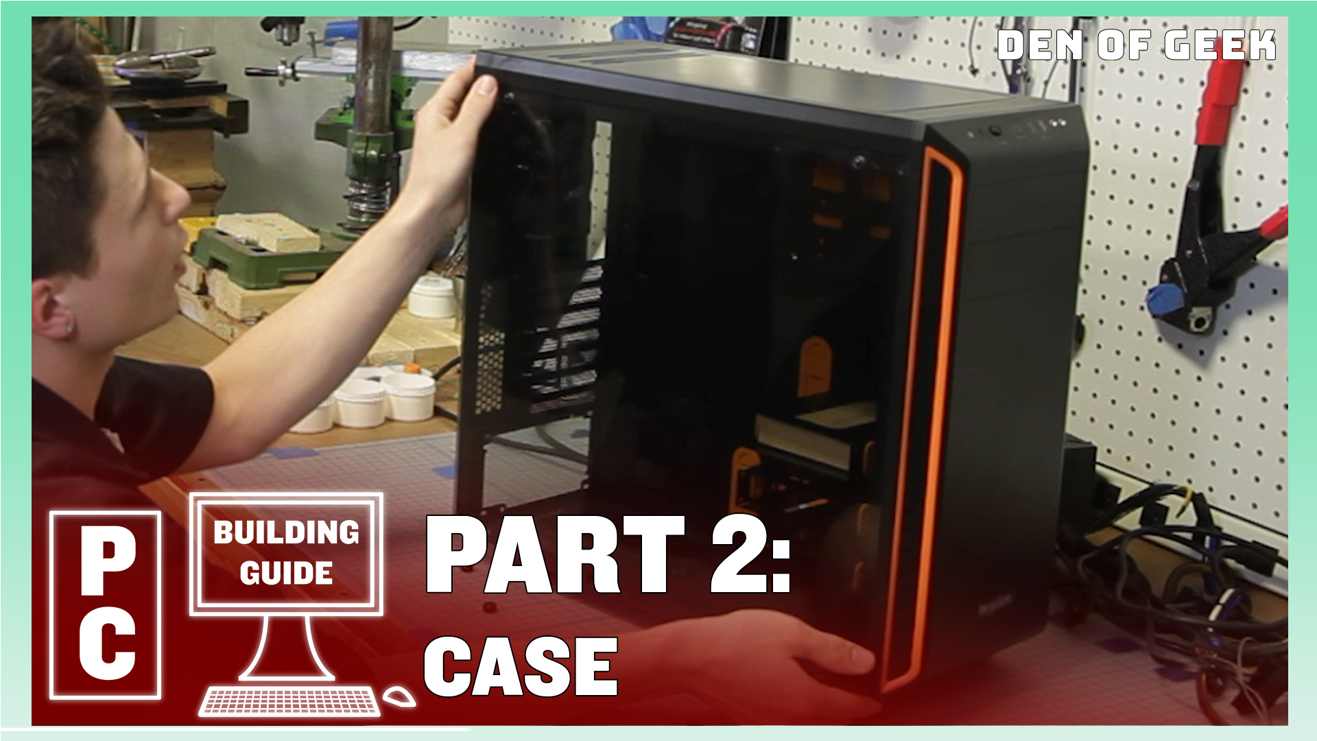 Den of Geek PC Building Guide: Case (Part 2)