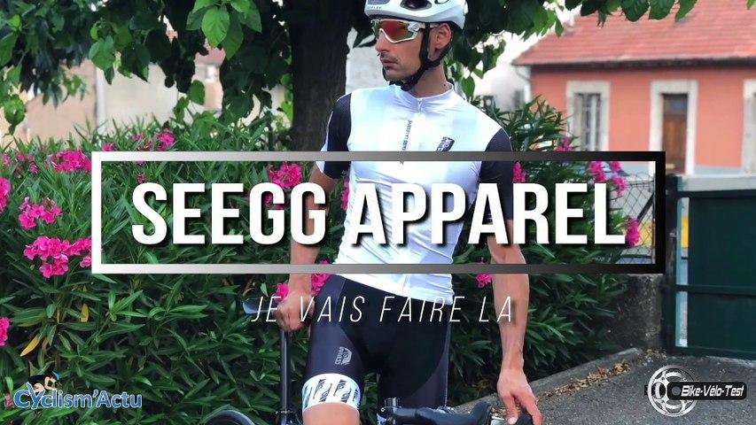 Bike Vélo Test - Cyclism'Actu a testé la tenue Seegg Apparel