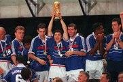 Rangliste der Nationen bei der Fußball WM