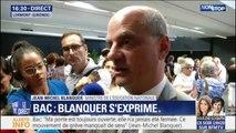"""Jean-Michel Blanquer: """"Ma porte n'a jamais été fermée, c'est pourquoi ce mouvement de grève manquait de sens"""""""