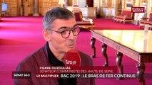 Pour Pierre Ouzoulias, Emmanuel Macron « a tué » le bac