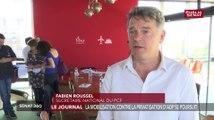 ADP : « On a l'impression que le gouvernement est mal à l'aise avec cette demande de référendum » (Fabien Roussel)