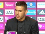 "Transferts - Hernandez : ""Fier de porter ce maillot"""